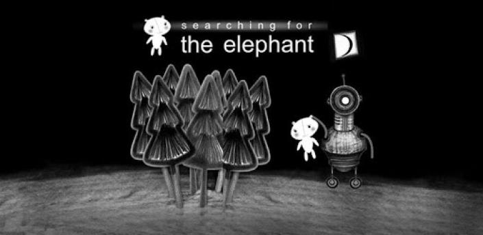 Searching for the Elephant: Puzzle Adventure Game apk