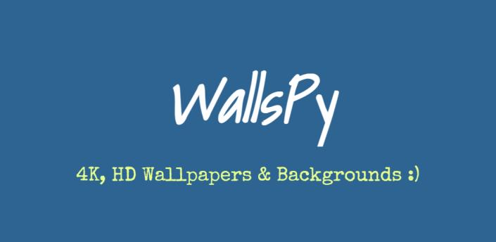 WallsPy - 4K, HD Wallpapers & Backgrounds apk