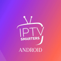 IPTV SMARTERS PLAYER ANDROID Icon