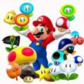 Mario Bros Theme Icon