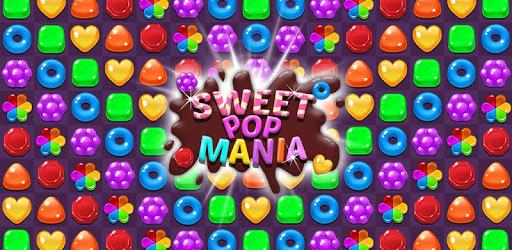 Sweet POP Mania : Candy Match 3 apk