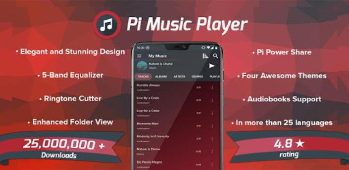 Pi Music Player -- MP3 Player, YouTube Music Videos apk
