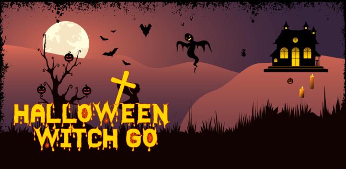 Halloween Witch Go apk