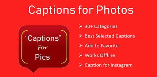 1000+ Captions for Photos apk