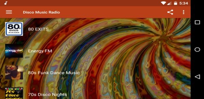 Disco Music Radio apk