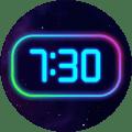 Music Alarm Clock Icon