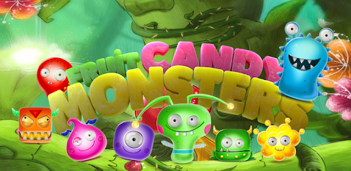 Candy Monsters - Pop The Fruit Candy Juice Crush apk