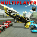 3D Formula Grand prix Racing Icon