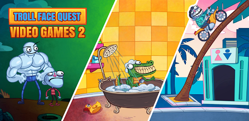 Troll Face Quest Video Games 2. ಠ‿ಠ Tricky Puzzle apk