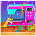Little Fashion Tailor: kids Dress Games For Girls Icon