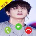 Fake call Prank Kpop-Jungkook BTS Icon