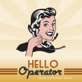 HelloOperator White Pages Icon