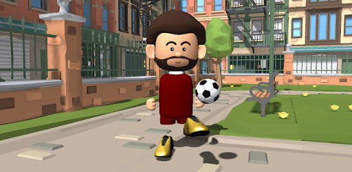 The Real Juggle - Pro Freestyle Football apk