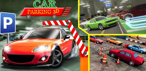 Luxury Car Parking Games 2020: 3D Free Games apk