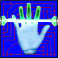 Palm Reader Scan Your Future Icon