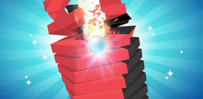Jump Ball - Crush Stack Ball Tower apk