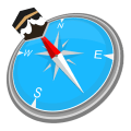 Qibla Connect® Find Direction Icon