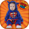 Baby Photo Montage Icon