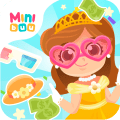 Funny Dress Up Games For Kids Icon