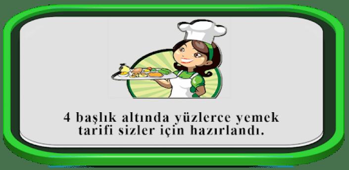 Yeni Yemek Tarifleri Meze Salata Zeytinyağlı Pilav apk