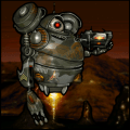Robot Squad Icon