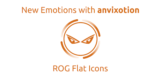 ROG Flat Icon Pack apk