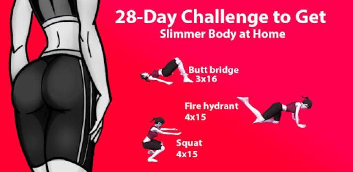 Get Slimmer Body at Home -Blasting Exercise apk