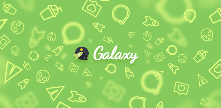 Galaxy - Chat Rooms & Dating apk
