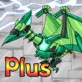Ptera Green - Combine! Dino Robot Icon