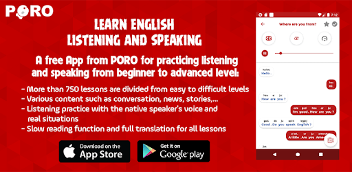 Learn English - Listening and Speaking apk