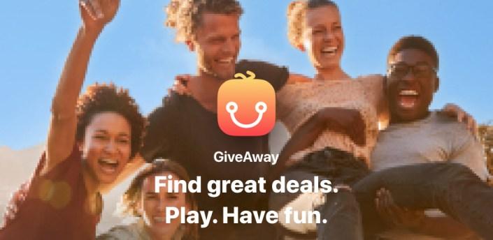 GiveAway — free stuff offers neighbors marketplace apk