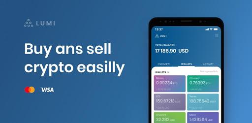 Lumi Wallet for Bitcoin, Ethereum and other Crypto apk