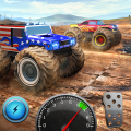 Racing Xtreme 2: Top Monster Truck & Offroad Fun Icon