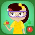 Kids Preschool Learning : Primary School Games Icon