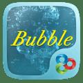 Bubble. GO Launcher EX Theme Icon