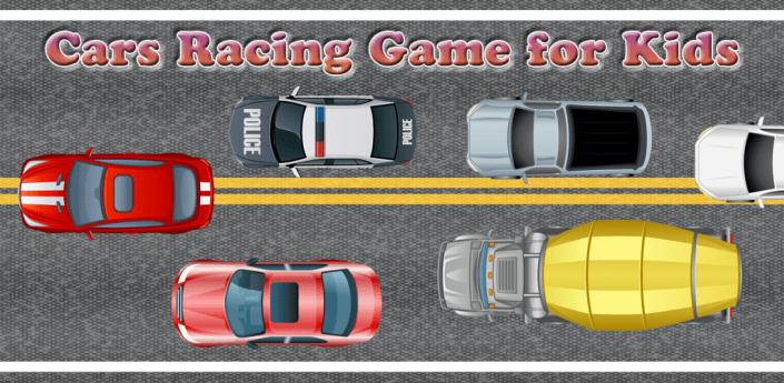 Cars Racing Game for Kids Car apk