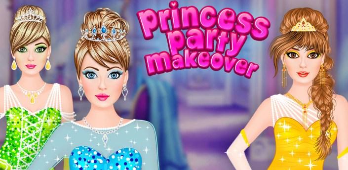 Royal Princess Party Makeover apk