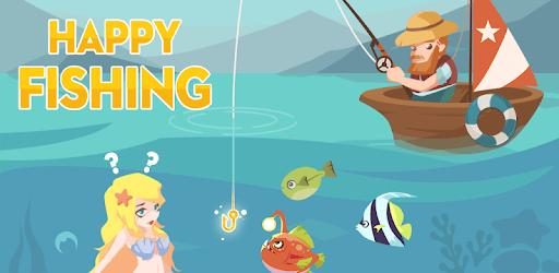 Happy Fishing - Catch Fish and Treasures apk
