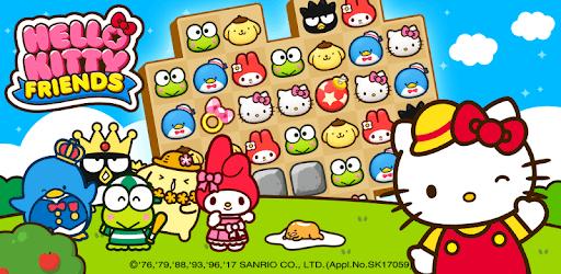Hello Kitty Friends - Hello Kitty Sanrio Puzzle apk