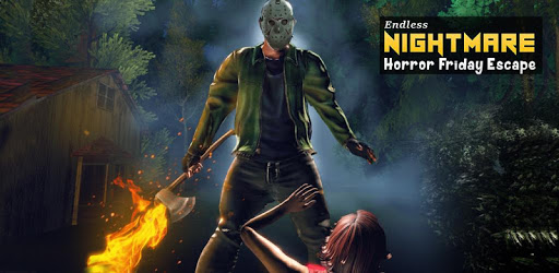 Endless Nightmare House 3D : Horror Friday Escape apk