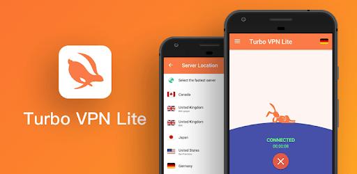 Turbo VPN Lite- Free VPN Proxy Server & Fast VPN apk