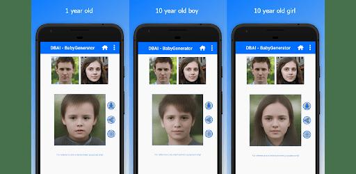 BabyGenerator - Predict your future baby face apk