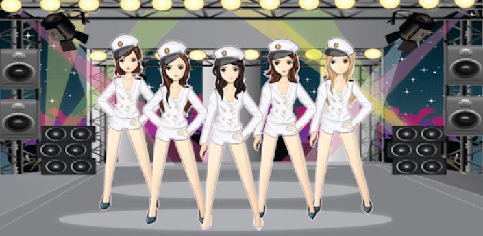 Kpop Girls Dress Up apk