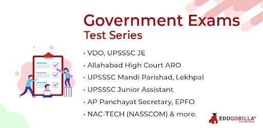 RSMSSB Patwari App: Online Mock Tests apk
