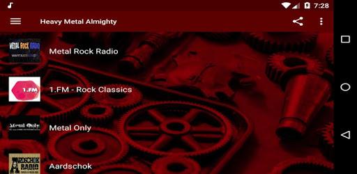 Heavy Metal Almighty - Live Radio Metal apk