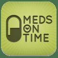 MedsOnTime Icon