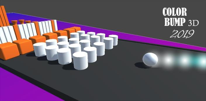 Color Bump Ball 3D apk