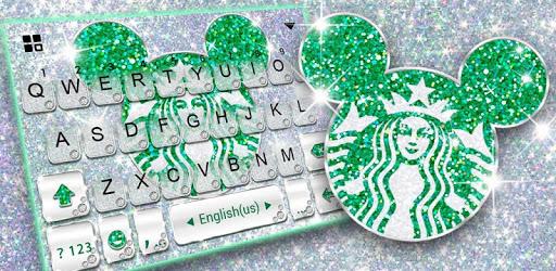 Minny Goddess Keyboard Theme apk
