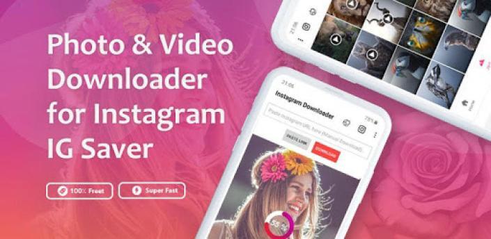 Photo & Video Downloader for Instagram - SaveInsta apk
