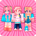Girls Skins for Minecraft Icon